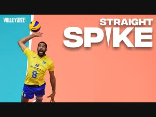 The Amazing Straight Spikes. Volleyball Maniac.