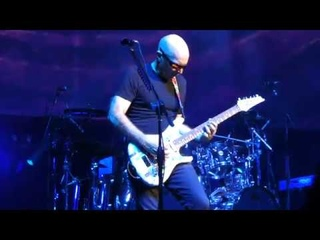 Joe Satriani - Super Funky Badass/Headrush/Circles - G3 2018