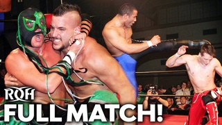 Delirious and Rocky Romero Battle in Wild 4-Way! FULL MATCH