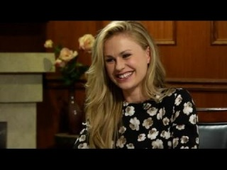 'True Blood's' Anna Paquin on Larry King Now - Full Episode Available in the U.S. on