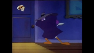 Black cloak/Darkwing duck russian version with English vol.
