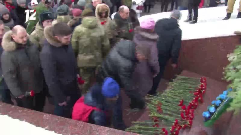 В Омске почтили подвиг бойцов служивших в горячих точках за пределами Отечества