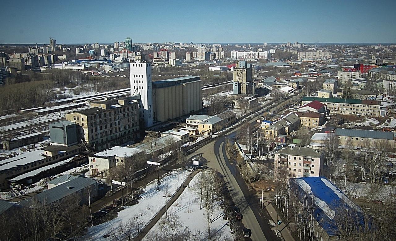 Апрельский Киров.