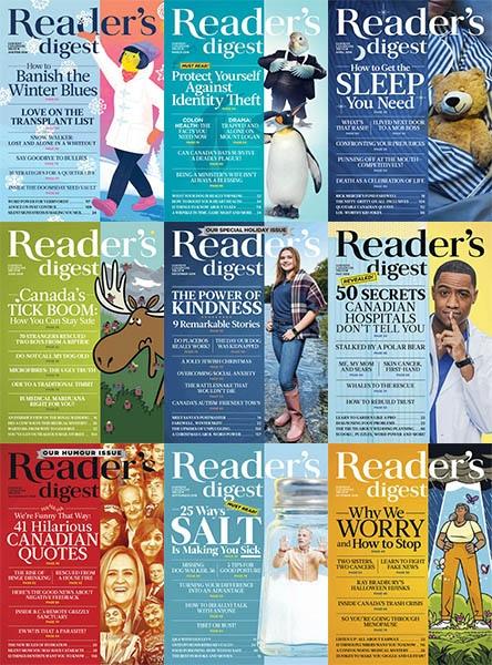 Reader's Digest Canada 01.02 2018