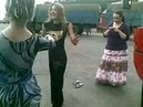 красивые девушки танцуют лезгинку