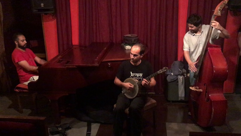 Jazz Cannibals featuring Tony Karapetyan live jam @ Fonoteca bar Minor Swing