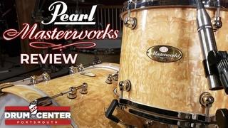 Pearl Masterworks Exotic Drum Set Review - Tamo Ash