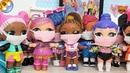 ВСЕ КУКЛЫ ЛОЛ СЮРПРИЗ ЗАБОЛЕЛИ! оставайтесьдома Мультик с куклами ЛОЛ Барби для детей