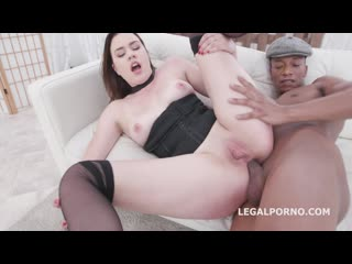 Balls Deep, Keira Flow gets Dylan Brown up her ass with Balls Deep Anal, Gapes and Swallow