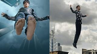 Dynamo vs Criss angel Illuminati Magic Tricks Exposed | Best levitation ever