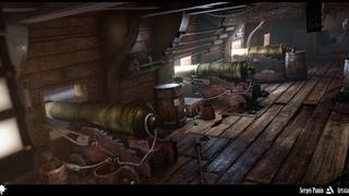 Разработка игрового контента с Leoluch: Egypt Temple - Stylisation