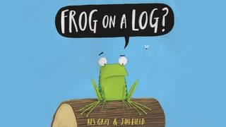 Frog On A Log? - Book Read Aloud