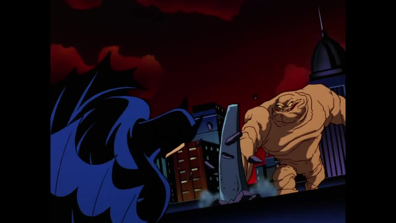 Batman Animated Series S01E21 - Feat of Clay Part Two