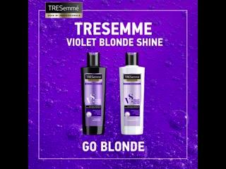 TRESemme - Violet Blonde Shine