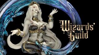 WIZARDS' GUILD August 2021 Release #3DPrinting  #RagingHeroes
