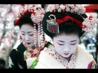 Культура Японии  Гейши.日本藝妓的文化。Rìběn yì jì de wénhuà. The culture of Japan Geisha.