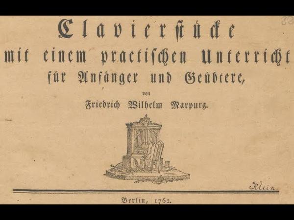 Johann Christoph Pepusch Chaconne
