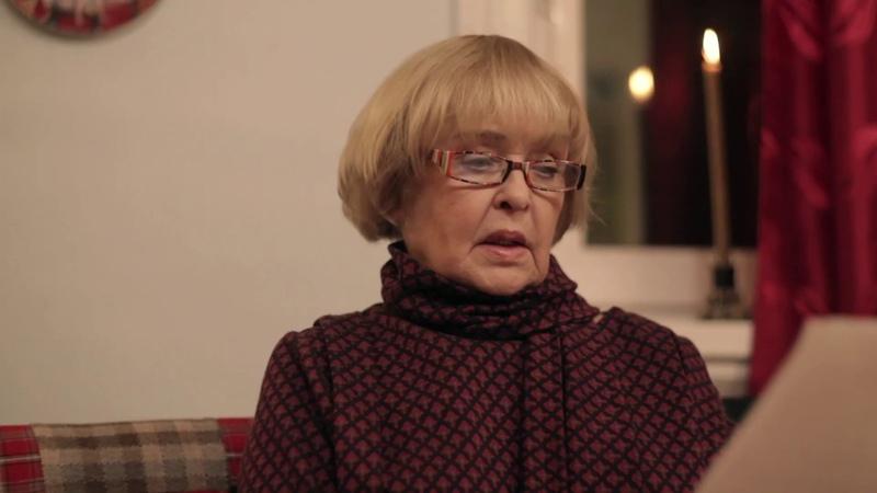 Ада Роговцева на підтримку Юлії Кузьменко