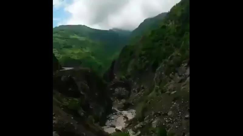 Дорога в Лагич Исмаиллы 360P mp4