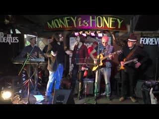 Ольга Кузнецова и Holy Blacksmith - The WORLD The BEATLES DAY (день БИТЛЗ) All You Need Is Love (, MONEY HONEY) HD