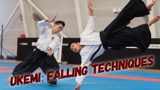 AIKIDO Ukemi: Falling Techniques (Series 1)