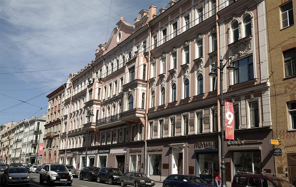 Фотографии домов Петроградской стороны